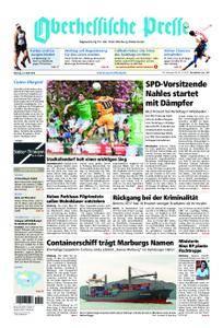Oberhessische Presse Marburg/Ostkreis - 23. April 2018