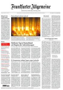 Frankfurter Allgemeine Zeitung F.A.Z. - 26. Juli 2019