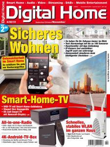 Digital Home - September-November 2019