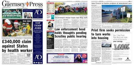 The Guernsey Press – 19 November 2018