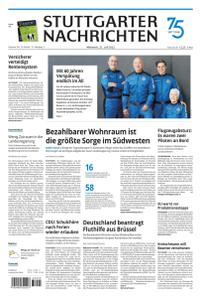 Stuttgarter Nachrichten - 21 Juli 2021