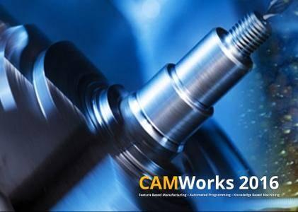 CAMWorks 2016 SP3