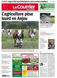 Le Courrier de l'Ouest Angers – 22 février 2020