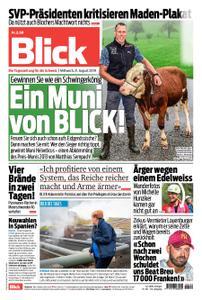 Blick – 21. August 2019