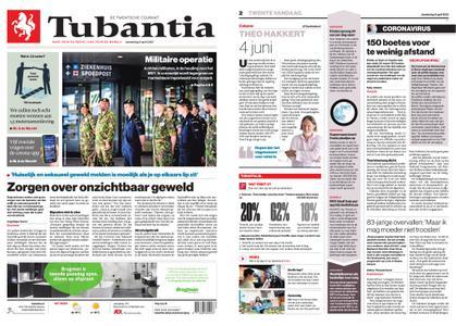 Tubantia - Enschede – 09 april 2020