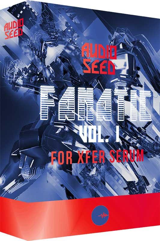 AudioSeed Fanatic Vol 1 For Xfer Serum