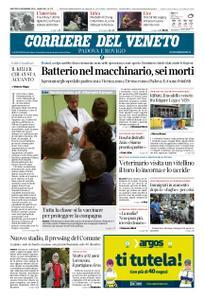 Corriere del Veneto Padova e Rovigo – 20 novembre 2018