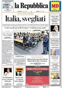 la Repubblica - 9 Novembre 2019
