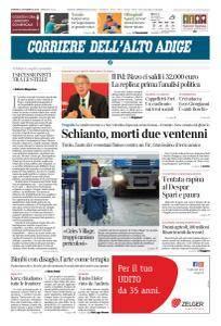 Corriere dell'Alto Adige - 18 Febbraio 2018