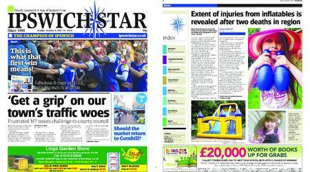 Ipswich Star – October 08, 2018