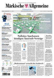Märkische Allgemeine Fläming Echo - 01. Oktober 2019