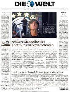 Die Welt Berlin - 16. Mai 2018
