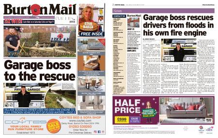 Burton Mail – November 09, 2019