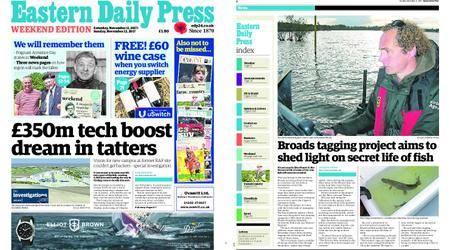 Eastern Daily Press – November 11, 2017