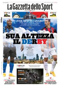 La Gazzetta dello Sport Bergamo – 17 ottobre 2020