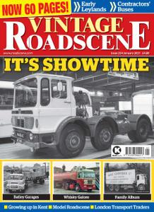 Vintage Roadscene - Issue 254 - January 2021