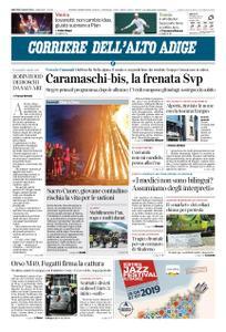 Corriere dell'Alto Adige – 02 luglio 2019