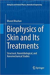 Biophysics of Skin and Its Treatments: Structural, Nanotribological, and Nanomechanical Studies (Repost)