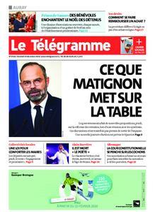 Le Télégramme Auray – 20 décembre 2019