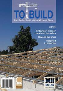 To Build - March 2016