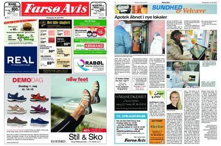 Farsø Avis – 23. april 2019