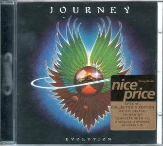 Journey - Evolution (1979) {1996, Special Collector's Edition, 22-Bit Remaster}