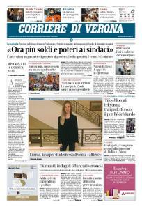 Corriere di Verona – 22 ottobre 2019