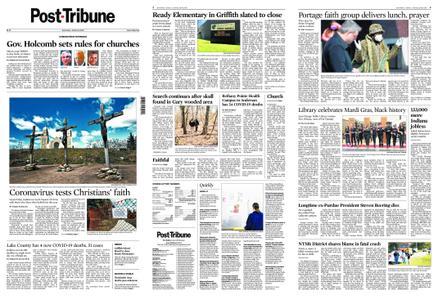 Post-Tribune – April 11, 2020