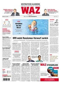 WAZ Westdeutsche Allgemeine Zeitung Oberhausen-Sterkrade - 24. Juli 2018