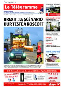 Le Télégramme Guingamp – 02 octobre 2019