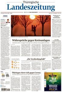 Thüringische Landeszeitung – 25. Februar 2020