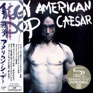 Iggy Pop - American Caesar (1993) [2014, Universal Music Japan, UICY-76652]