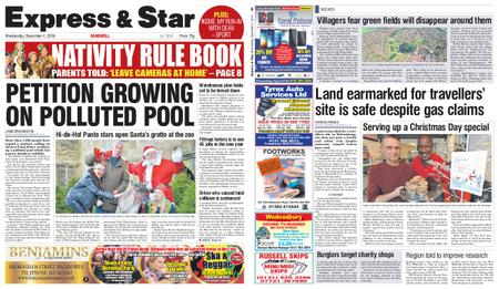Express and Star Sandwell Edition – December 04, 2019