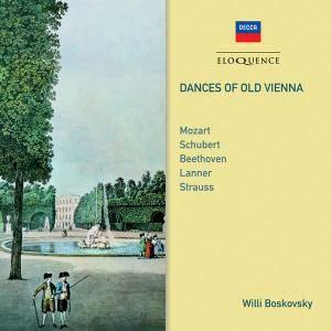 VA - Dances Of Old Vienna (2017)