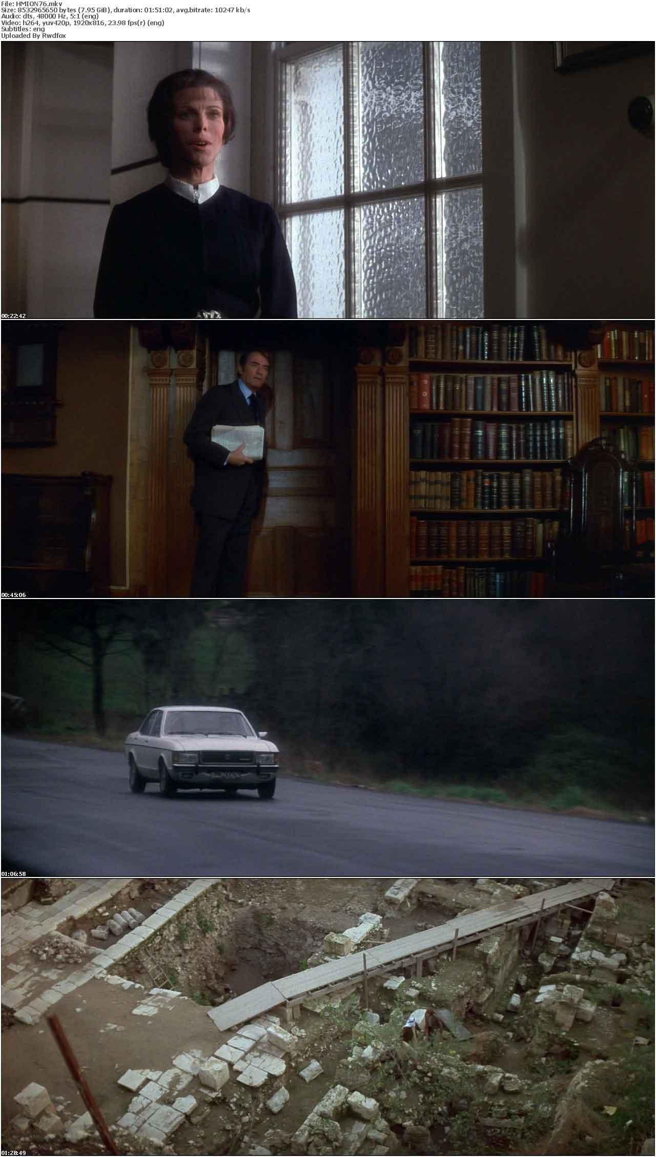 The Omen (1976)