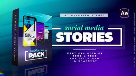 Instagram Stories - Project for After Effects (VideoHive)