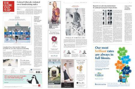 The Globe and Mail – September 17, 2018