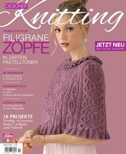 Designer Knitting - April 2020