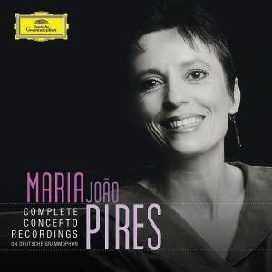 Maria João Pires - Complete Concerto Recordings on Deutsche Grammophon (2015)