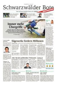 Schwarzwälder Bote Hechingen - 04. Juli 2019