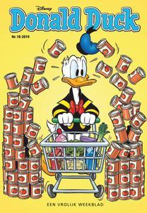 Donald Duck - 25 april 2019