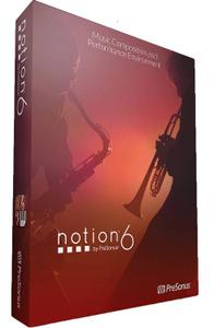 PreSonus Notion 6.6.478 Multilingual Portable