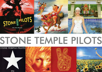 Stone Temple Pilots - Albums Collection 1992-2010 (7CD) [Re-Up]
