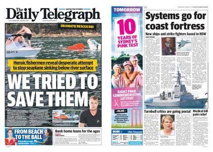 The Daily Telegraph (Sydney) – January 03, 2018