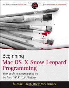 Beginning Mac OS X Snow Leopard Programming (repost)