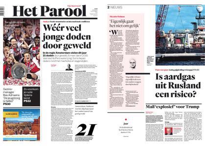 Het Parool – 23 december 2019