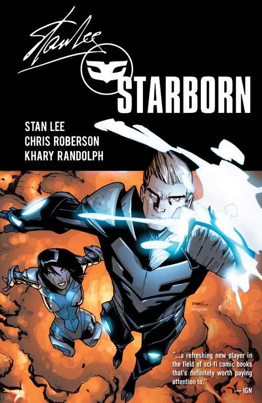 Stan Lee's Starborn Vol. 01 (2011)