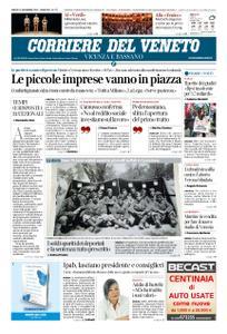 Corriere del Veneto Vicenza e Bassano – 24 novembre 2018