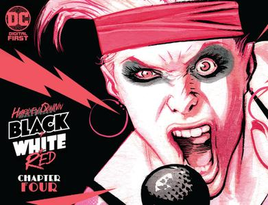 Saturday - File 1 of 1 - yEnc Harley Quinn Black + White + Red 004 (2020) (digital) (Son of Ultron-Empire