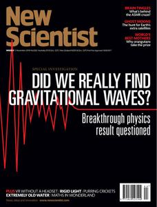 New Scientist Australian Edition – 03 November 2018